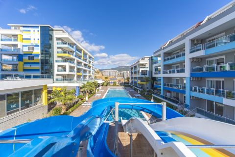 One-bedroom apartment for rent in Kestel