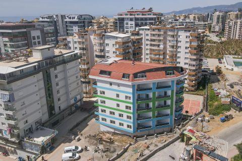 Billige neue Wohnungen in Mahmutlar