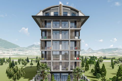 Квартиры по разумной цене на берегу моря в Алании