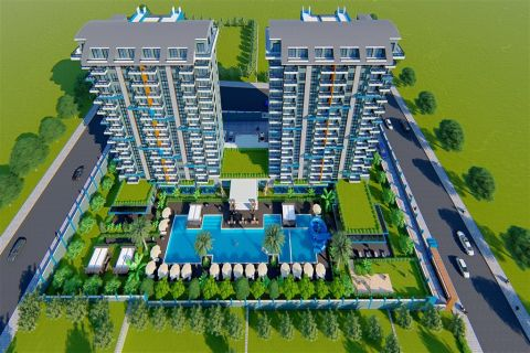 Budget-friendly apartments in Mahmutlar