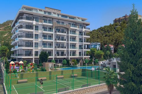 Affordable sea view apartments in Kargicak