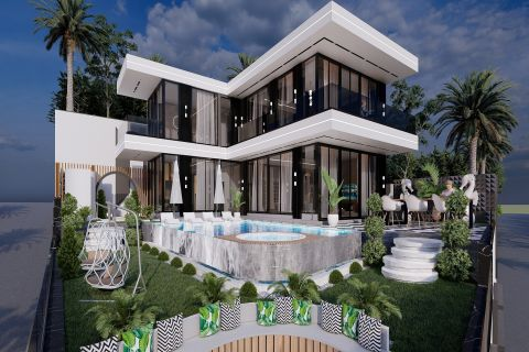 villa in alanya that comes with citizenship