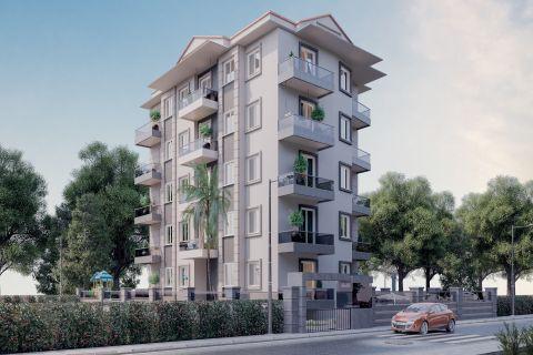 Enkel blokproject met betaalbare appartementen