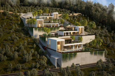Unique Villas for sale in Kargicak