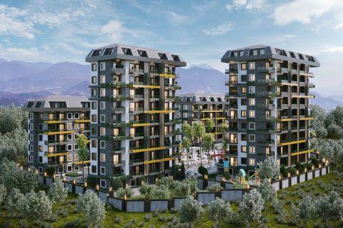 Alluring cheap apartments for sale in avsallar