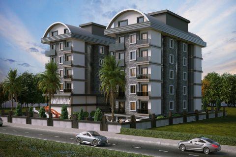 Neuer  Komplex in einer luxuriösen Gegend, Kargicak