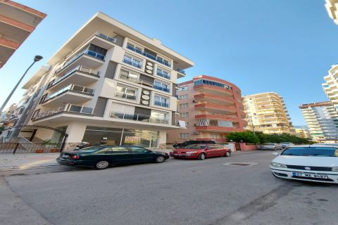 two-bedroom spacious apartment for sale with full furniture in Mahmutlar