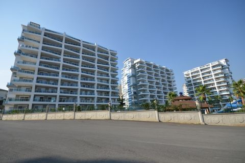 fully furnished apartment in a spectacular complex in Cikcilli