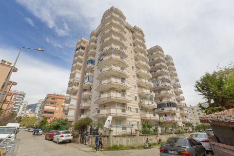 Fully furnished cozy apartment near children's park in Mahmutlar