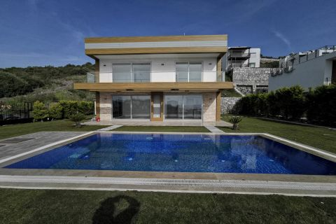 Fabulous Sea Viewed Private Villa with pool in Tuzla, Bodrum