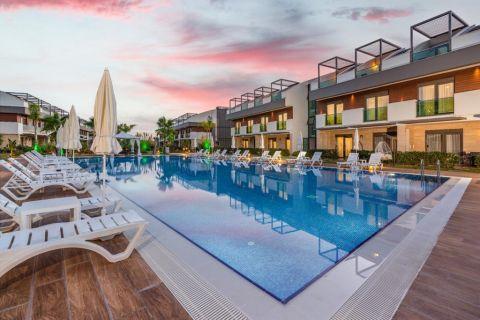 uniquely designed two-bedroom apartments in Lara