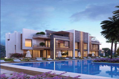 Luxusvillen mit fünf Schlafzimmern in Konyaalti, Antalya