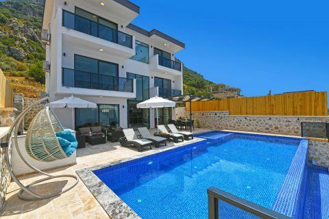Modern villas for sale in peaceful area in Kalkan