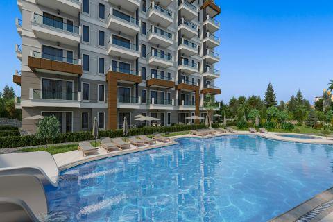 Hervorragende Apartments in perfekter Feriengegend in Demirtas
