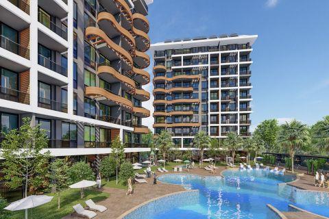 Luxuswohnungen von renommierten Bauunternehmen in Avsallar