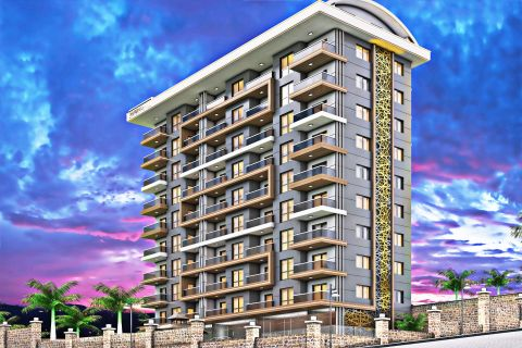 Prestigious Duplex Apartments for Sale in Tosmur