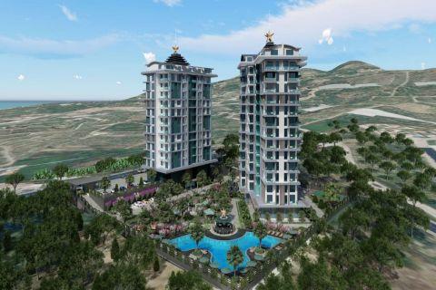 Fünf-Sterne-Qualitätswohnungen in Mahmutlar