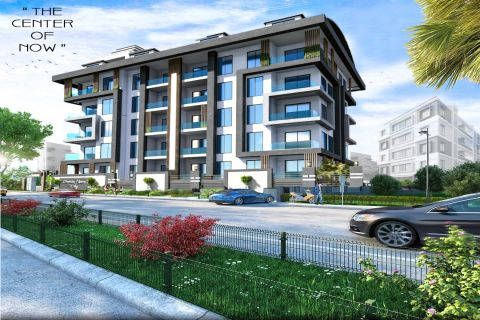 City-Style Apartments in Alanya centre