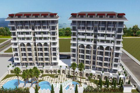 Sensational apartments near  Kleopatra beach Alanya