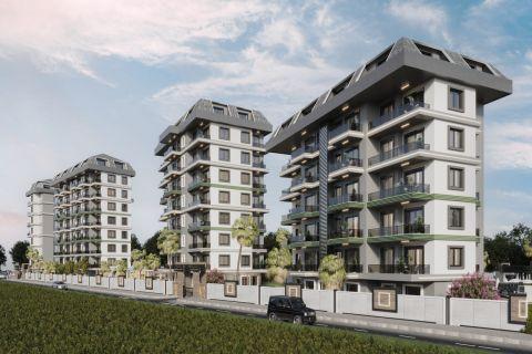 Apartments in atemberaubender Lage