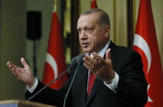 Erdogan Takes Oath for The Presidency of the New System