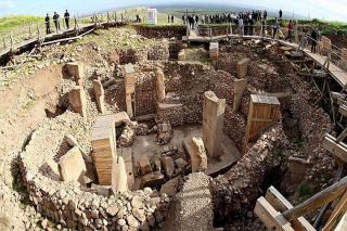 A Big Number of Visitors at Gobekli Hill!